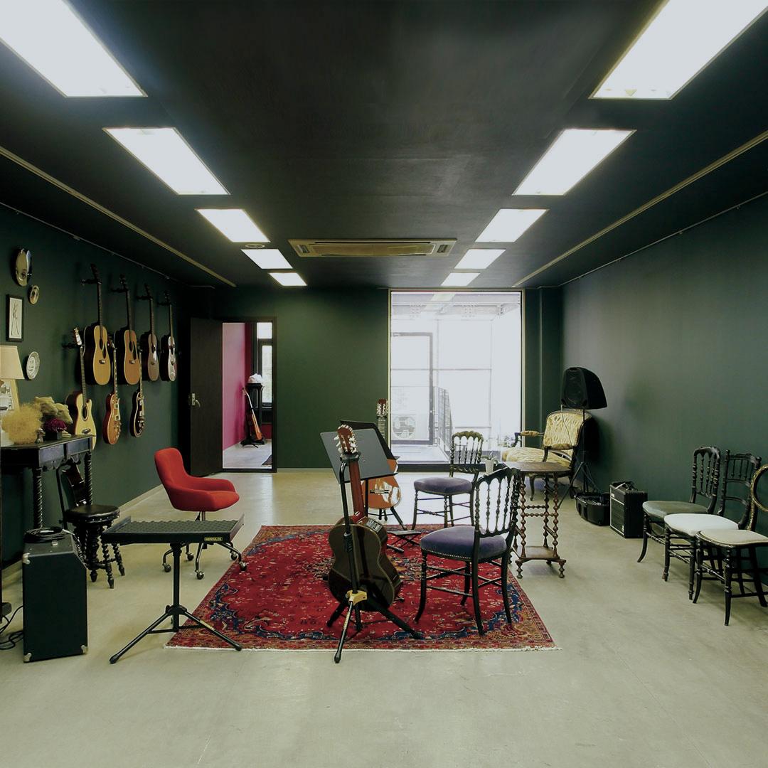 フローリス音楽教室 内観2